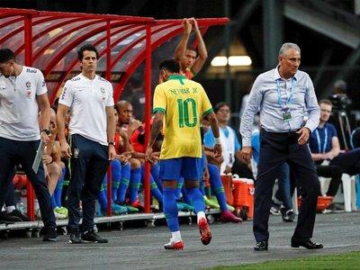 Neymar estará un mes de baja y se pierde de nuevo dos jornadas europeas