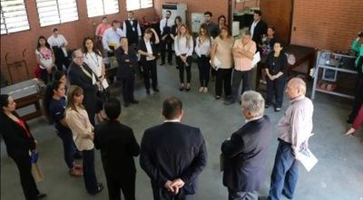 Empresarios se interiorizaron de la formación profesional tecnológica que brinda el ministerio de Trabajo