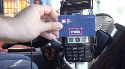 """HOY /  Desde el miércoles se venden las tarjetas """"Más"""",  para el billetaje electrónico"""