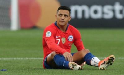 HOY / Alexis Sánchez no podrá jugar en la selección al menos tres meses