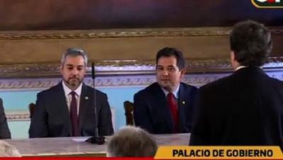 Juran nuevos ministros, en Interior y jefatura de Gabinete