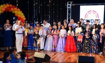 GALA FINAL DE FESTIVAL INTERBARRIOS DIÓ A CONOCCER A LOS FLAMANTES GANADORES