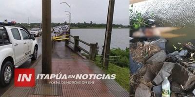 MUJER QUE CAYÓ AL YAKU PASO MURIÓ DE INFARTO Y DESCARTAN SUICIDIO.