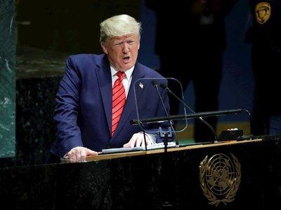 Donald Trump amenaza a economía de Turquía por incursión en Siria