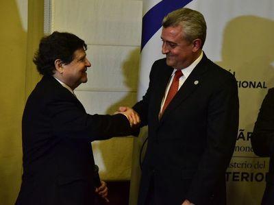Juró Acevedo como nuevo ministro del Interior