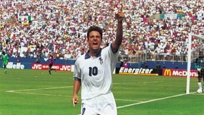 Roberto Baggio revela un impactante secreto de su carrera