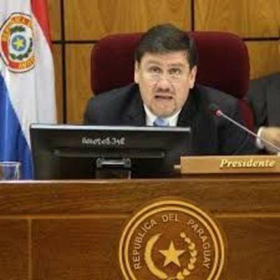 Con apoyo colorado y liberal, Blas Llano será el nuevo presidente de Senadores