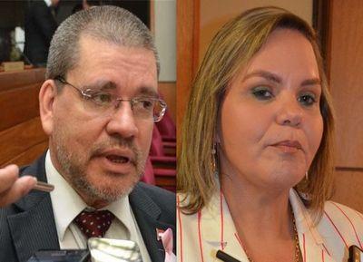 Senadores piden a Acevedo que acerque su plan de acción a la ANR
