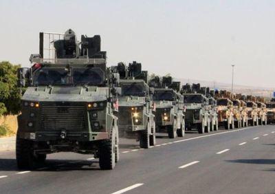 La operación turca Fuente de Paz en el norte de Siria