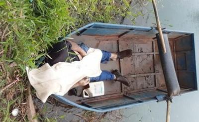 Pescador es hallado muerto en Yguazú