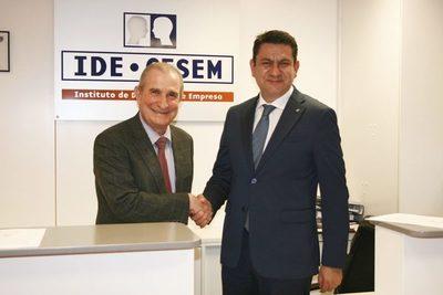 Initiative logra una alianza con IDE CESEM