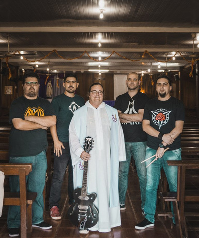 Marianos propone rock cristiano en el ciclo Manzana Abierta