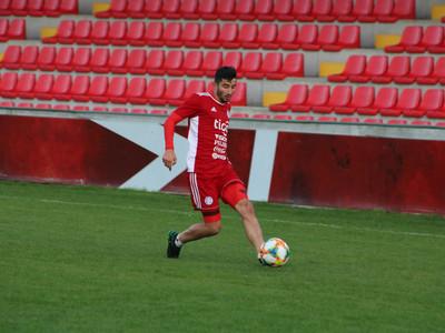 Villasanti regresa satisfecho con su debut en la Albirroja