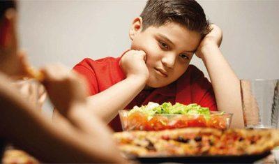 Las preocupantes cifras sobre obesidad y mala alimentación de niños en Paraguay