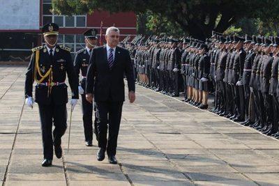Jefe de Gabinete cuestiona resistencia para transparentar la Policía