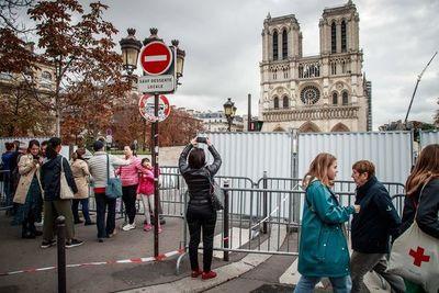Donaciones prometidas para Notre Dame de París se elevan a 922 millones de euros