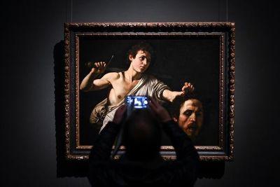Caravaggio y Bernini, dos genios del Barroco frente a frente en Viena