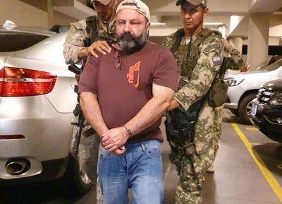 Detienen en el barrio Mburucuyá a jefe narco del Pcc