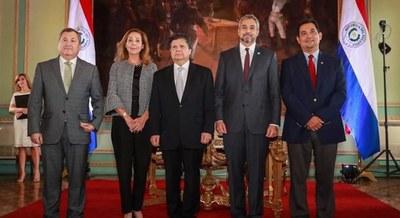 Euclides Acevedo es el nuevo ministro del Interior