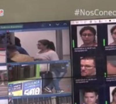Suman detenidos gracias a sistema de reconocimiento facial