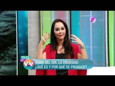 Hablamos de ansiedad con Fátima López Moreira en VLV