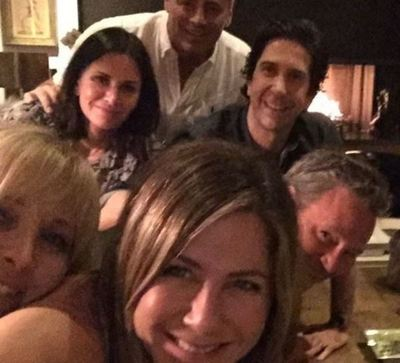 Jennifer Aniston incursiona en instagram y causa furor con su primera foto