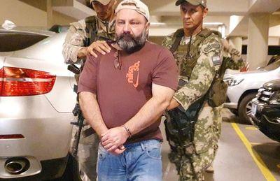 Jefe narco Levi Felicio será expulsado al Brasil