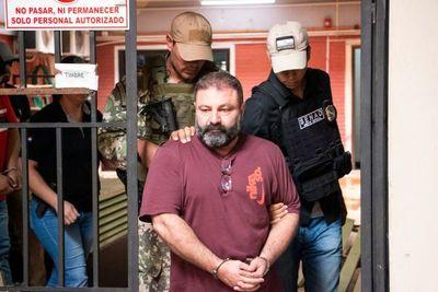 Supuestos narcos se abstuvieron a declarar