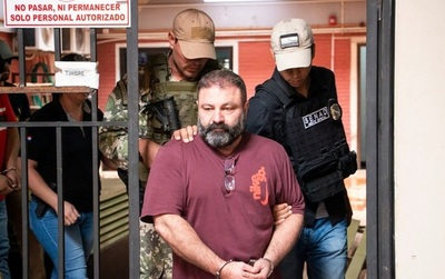 Expulsarán a jefe narco brasileño