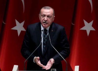 """Erdogan: """"Operación en Siria seguirá hasta que acabemos con amenaza terrorista"""""""