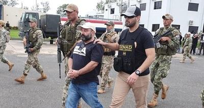 Expulsan a narco brasileño proveedor del PCC y Comando Vermelho