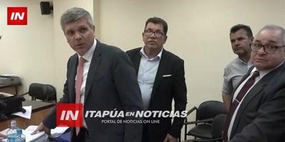 INTENDENTE DE TRP INTERNADO POR UNA DISCAPACIDAD MOTORA