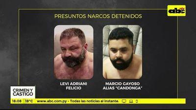 Jefe narco expulsado al Brasil