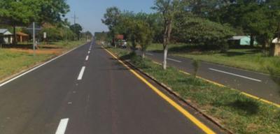 Presidente inaugurará pavimentación del tramo Guayaibí – Cruce Bertoni y verificará avances de otras obras viales en San Pedro