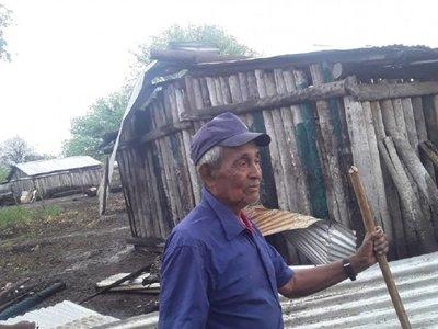 Aumentan las  necesidades en el Chaco tras una inesperada tormenta