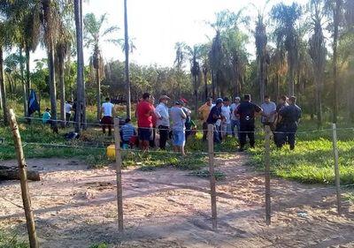 """""""Sintierras"""" invaden propiedad productiva situada en   Emboscada"""