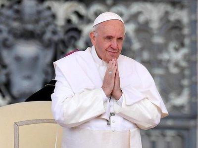 Francisco: Lo que desperdiciamos es el pan de los pobres