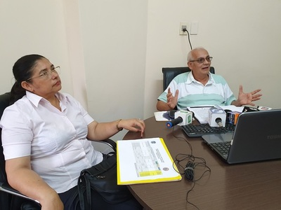 La intendenta de Puentesiño reclama a CGR baja calificación