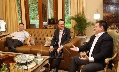 HOY / Cartes hará lobby ante Taiwán para aumentar envíos de carne