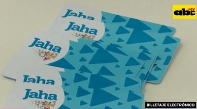 Inicia venta de tarjetas para el billetaje electrónico