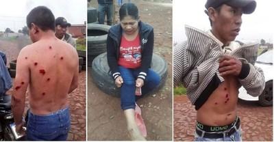 """Balines de goma para manifestantes: """"No es represión sino uso de la fuerza"""", confusa explicación del ministro pyahu"""