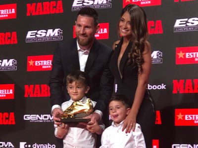 Bota de Oro: Messi extiende su dominio en el arco rival