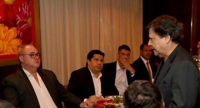 Acevedo promete ser nexo entre Gobernadores y el Ejecutivo