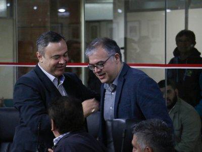 Julio Ullón busca reincorporarse como concejal de Asunción