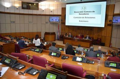 Procurador rindió cuentas ante senadores sobre Arrom, Martí y Colmán