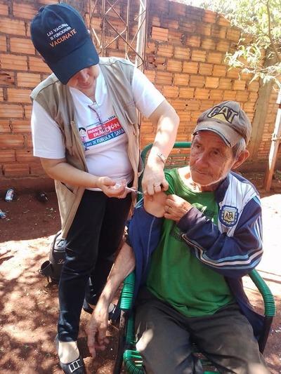 Resultados auspiciosos en jornadas de vacunación en el Alto Paraná