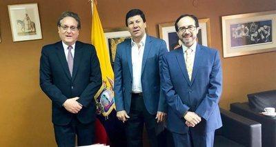 A pesar de la oposición, Diputados aprobó declaración a favor del ecuatoriano Lenin Moreno