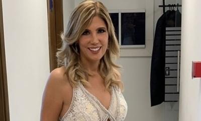 Sanie López celebra los 30 años en la tv