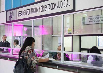 Oficina de Información recibió más de 185.000 consultas