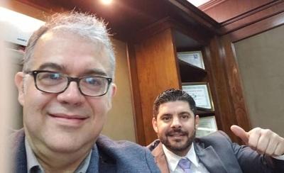 HOY /  Ullón vuelve a la Junta y todo  indica que su ida a Secretaría  de Planificación se trabó